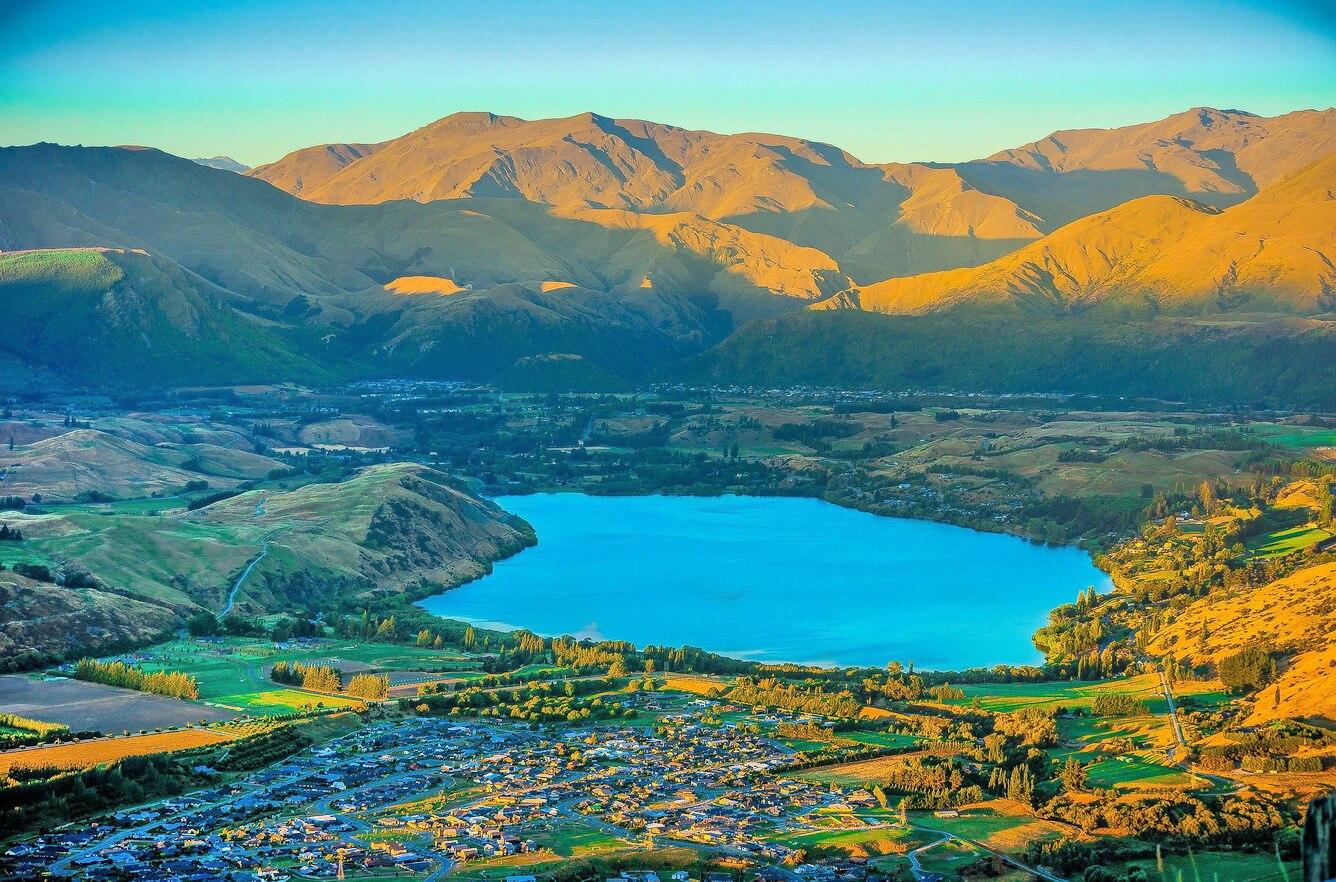"""""""Một bước"""" đến New Zealand, tại sao không?"""