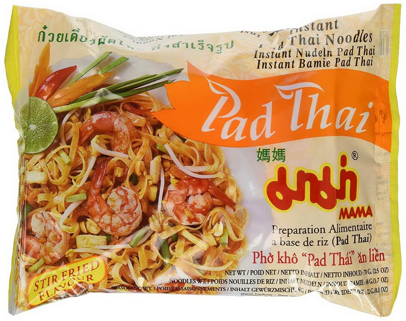 Pad Thái ăn liền!