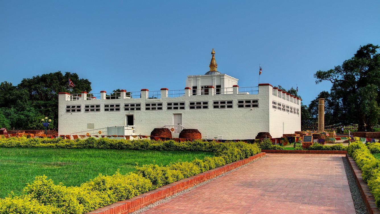 Lumbini - nơi đức Phật ra đời