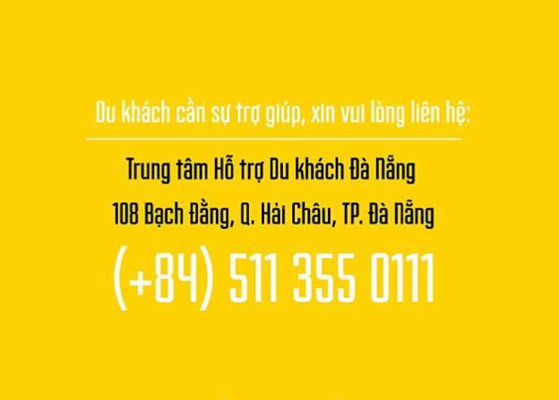 Số điện thoại khi cần gọi