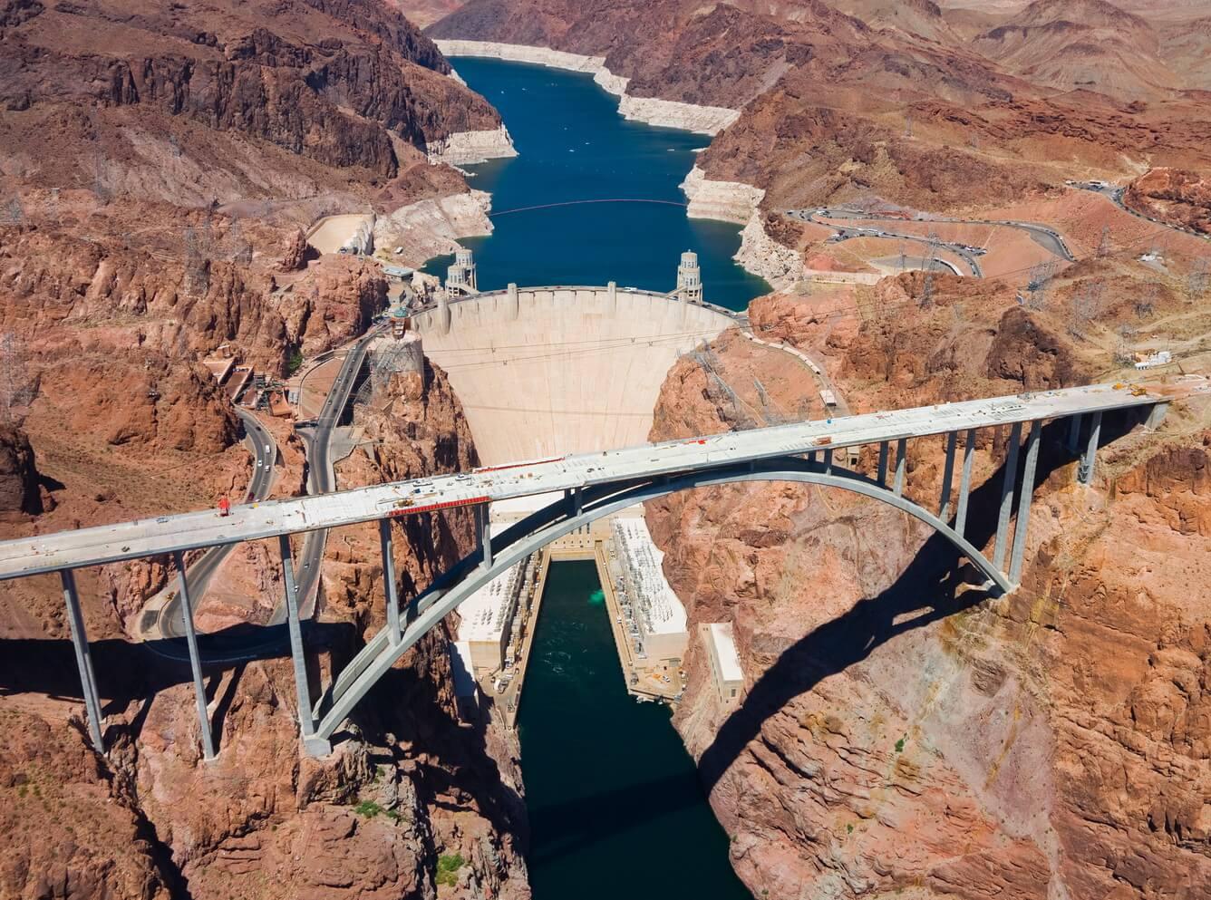 Hoover Dam, công trình vĩ đại của nước Mỹ