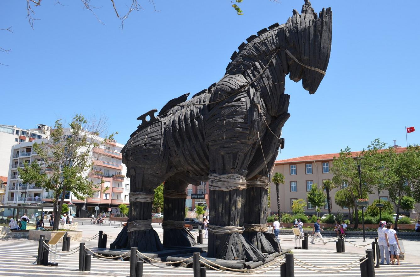 Con ngựa thành Troy và dấu ấn vượt thời gian