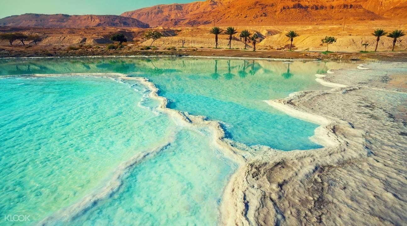 """Biển Chết - """"Cái rốn của địa cầu"""""""