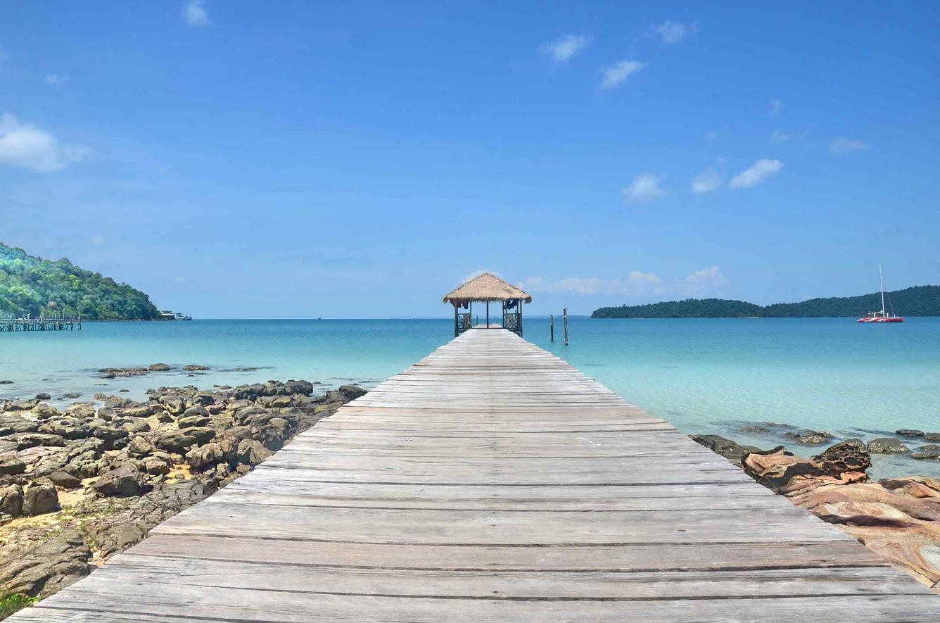 Koh Rong Samloem - thiên đường du lịch mới