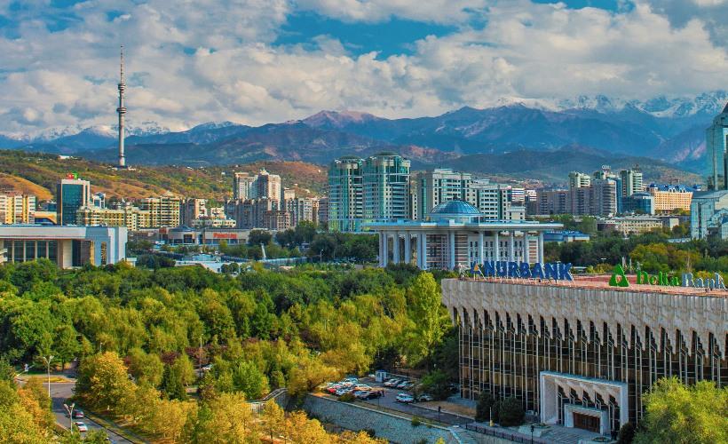 Kazakhstan - Vẻ đẹp tương phản