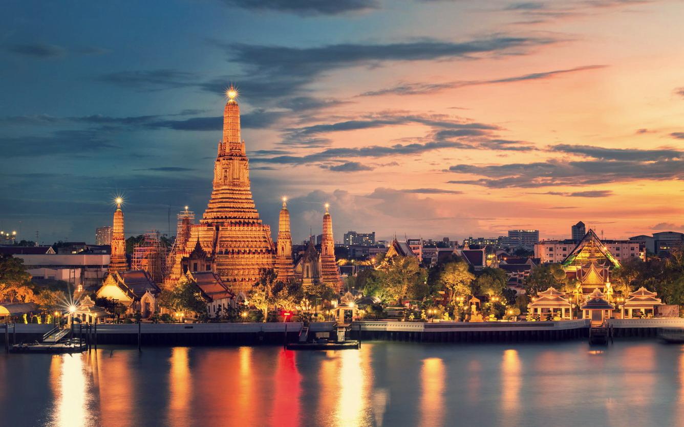 """Bangkok - Pattaya: """"cũ"""" nhưng chưa bao giờ chán!"""