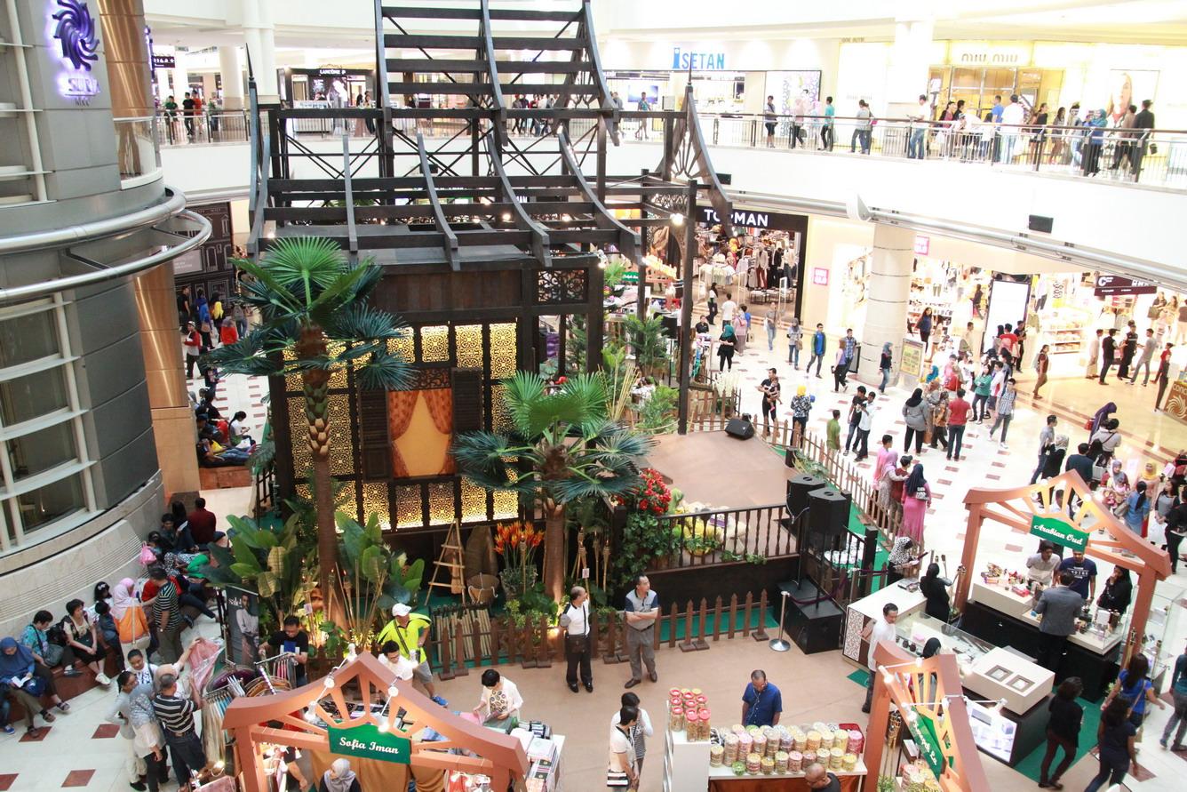 Mega Sale Carnival tại Malaysia