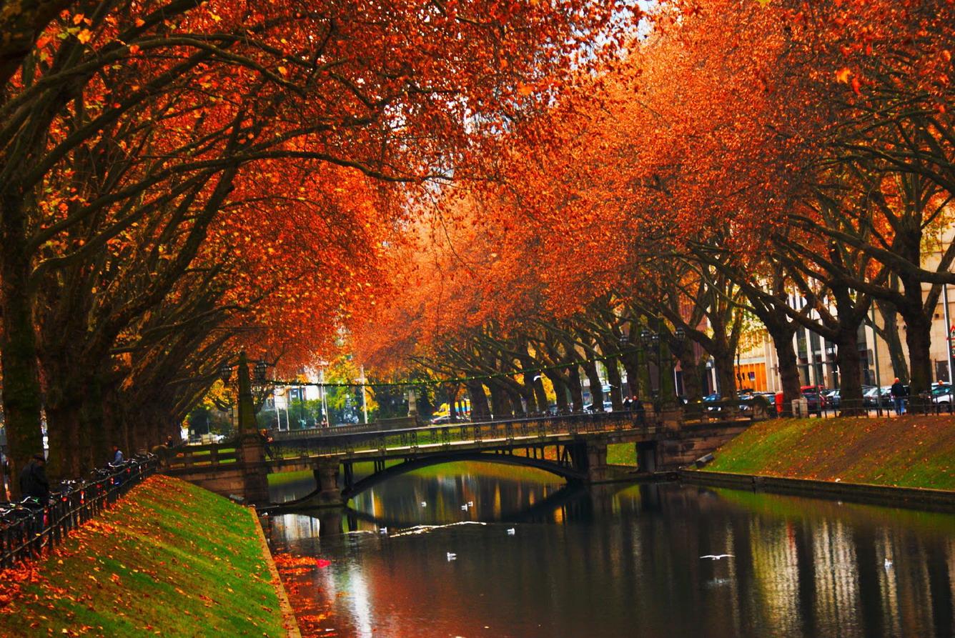 Những cung đường mùa thu tuyệt đẹp