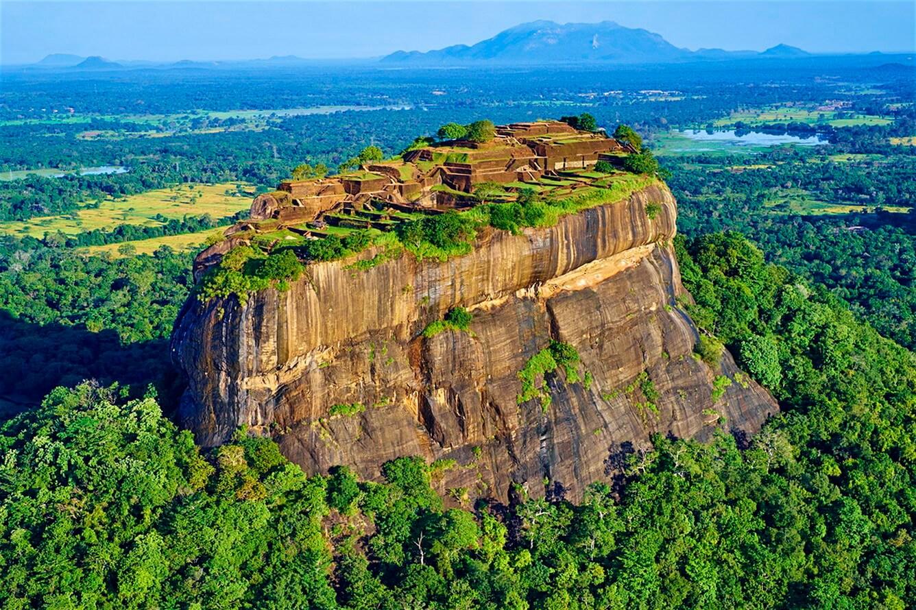 3. Thành cổ Sigiriya