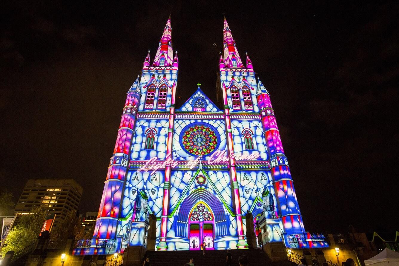 Lễ hội Vivid Sydney 2016 - Sự mê hoặc đến từ ánh sáng