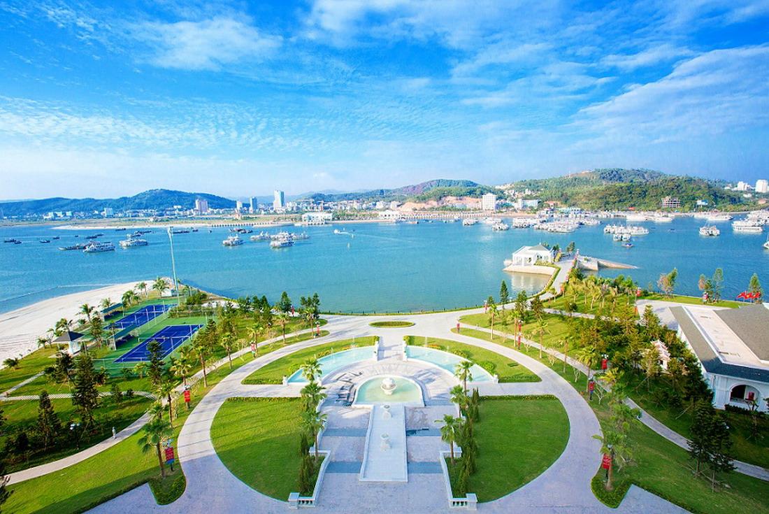 Hạ Long - Thiên đường nghỉ dưỡng