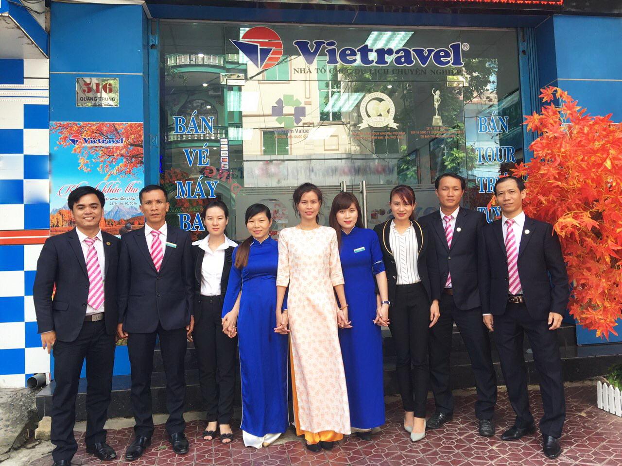 Vietravel Quảng Ngãi triển khai chương trình ưu đãi kỷ niệm 05 năm thành lập (22/10/2011- 22/10/2016)