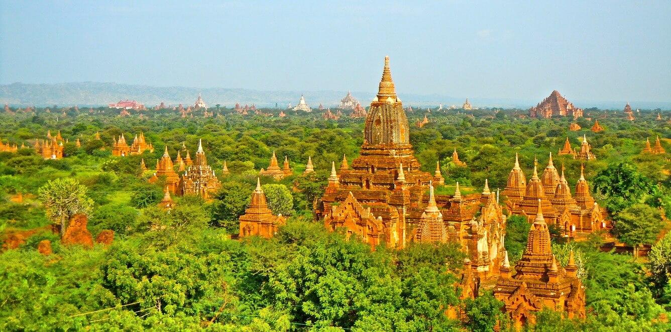 Myanmar - tiếng vọng thời gian
