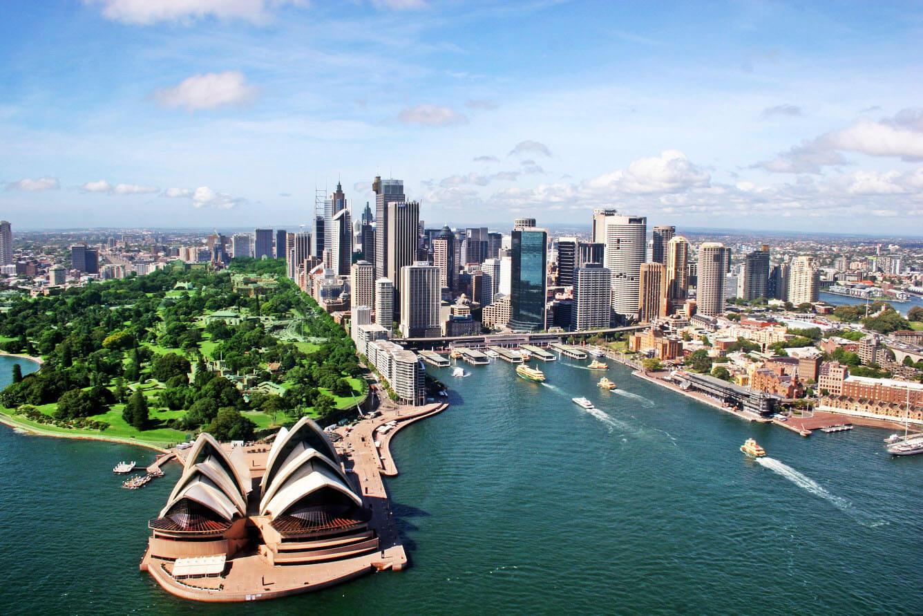 Một góc Sydney tươi đẹp, khác lạ…