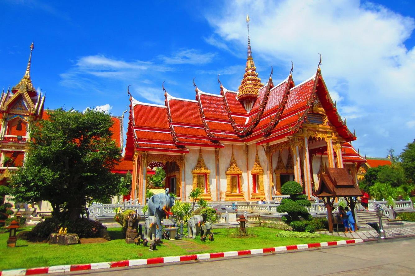 Chỉ một đường bay đến ngay Phuket
