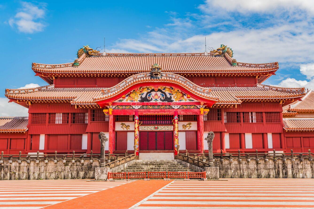 Thành Shuri, di sản văn hóa thế giới