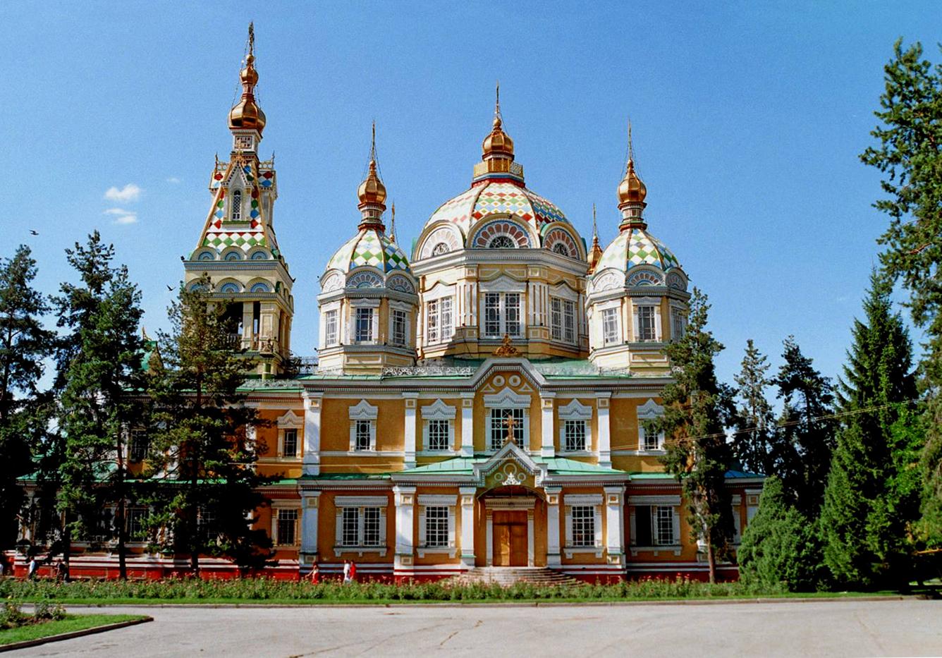 Mùa hè Kazakhstan - Nga giảm 10 triệu