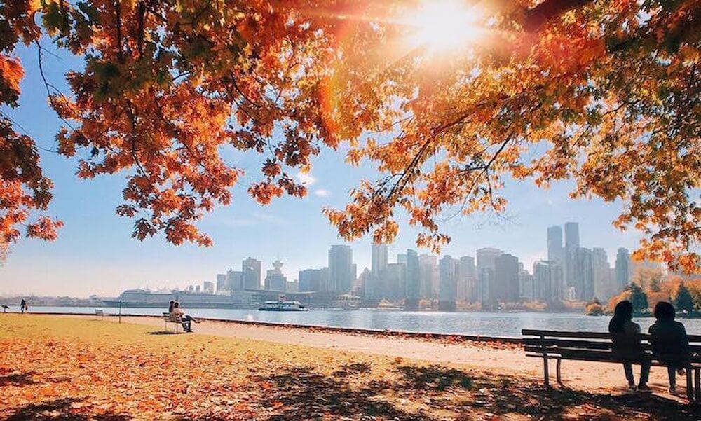 Vancouver - thế giới lá phong thu nhỏ