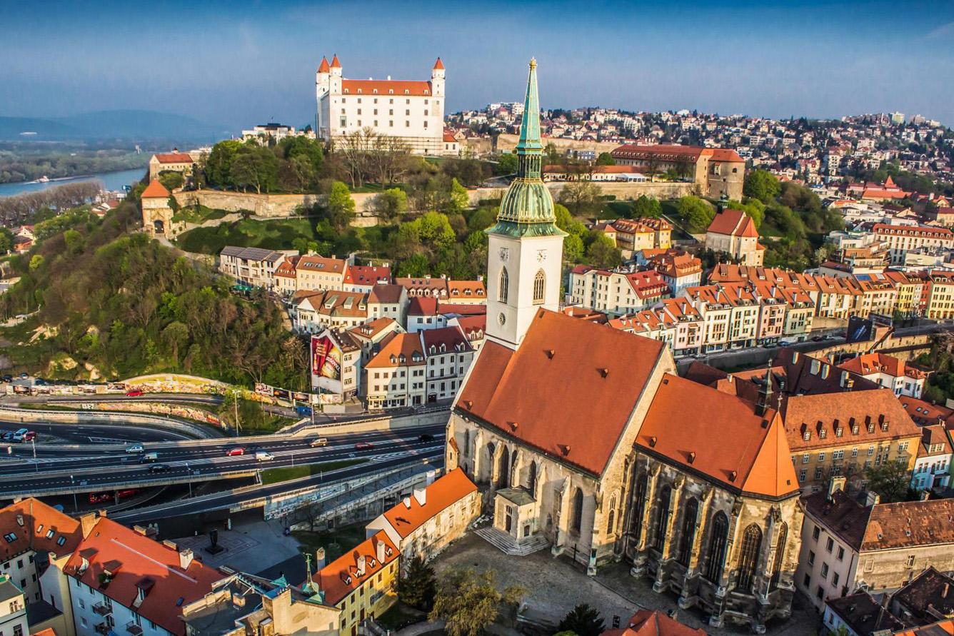 Bratislava, Công hòa Slovakia