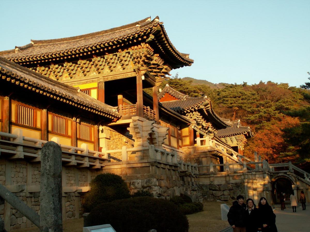 Lắng đọng Cố đô Hàn Quốc Gyeongju