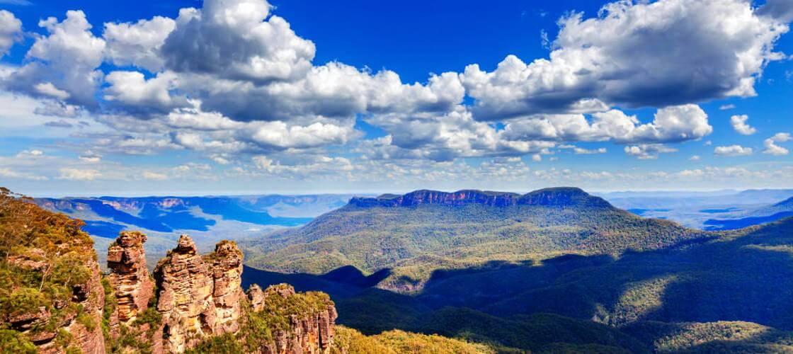 Khám phá nước Úc xinh đẹp