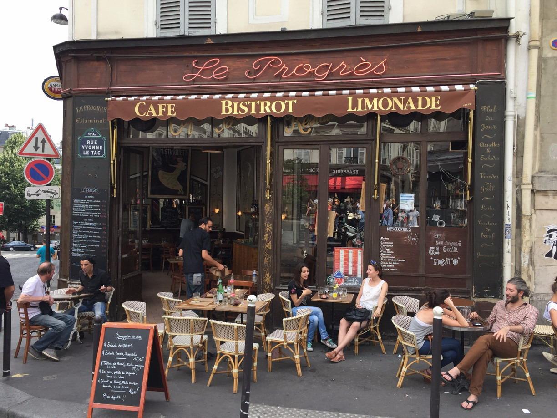 Tái hiện văn hóa café lãng mạn Pháp ngay giữa lòng Hà Nội