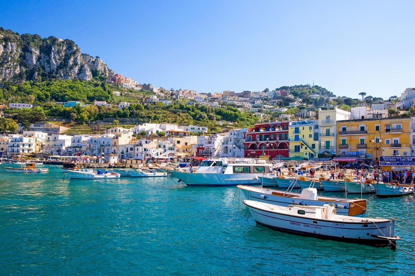 """Italia - """"chạm"""" vào giấc mơ cổ tích"""