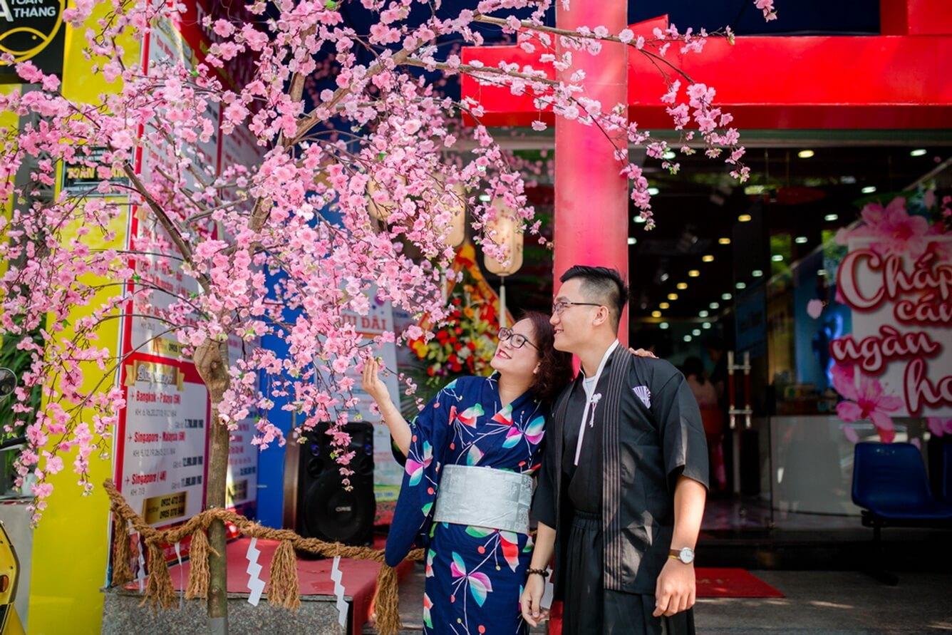 Tuần lễ vàng - ngập tràn ưu đãi 18 - 23/3/2019 'Feel Japan In Vietravel Danang'