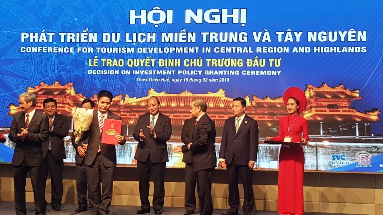Vietravel vinh dự nhận kế hoạch hợp tác, hỗ trợ và đầu tư phát triển du lịch Thừa Thiên - Huế