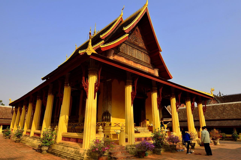 Hành hương lễ Phật đầu năm