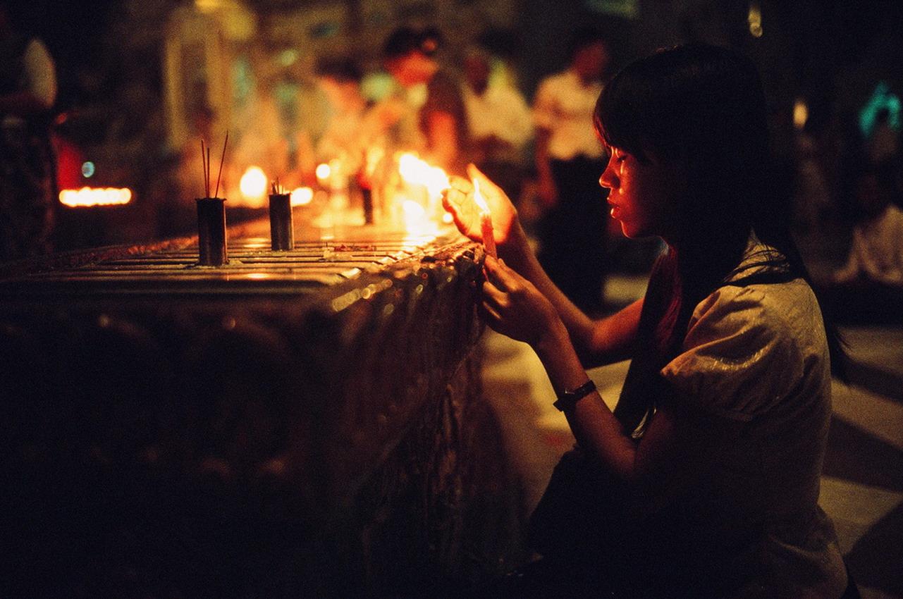 Myanmar – ngập tràn khí thiêng