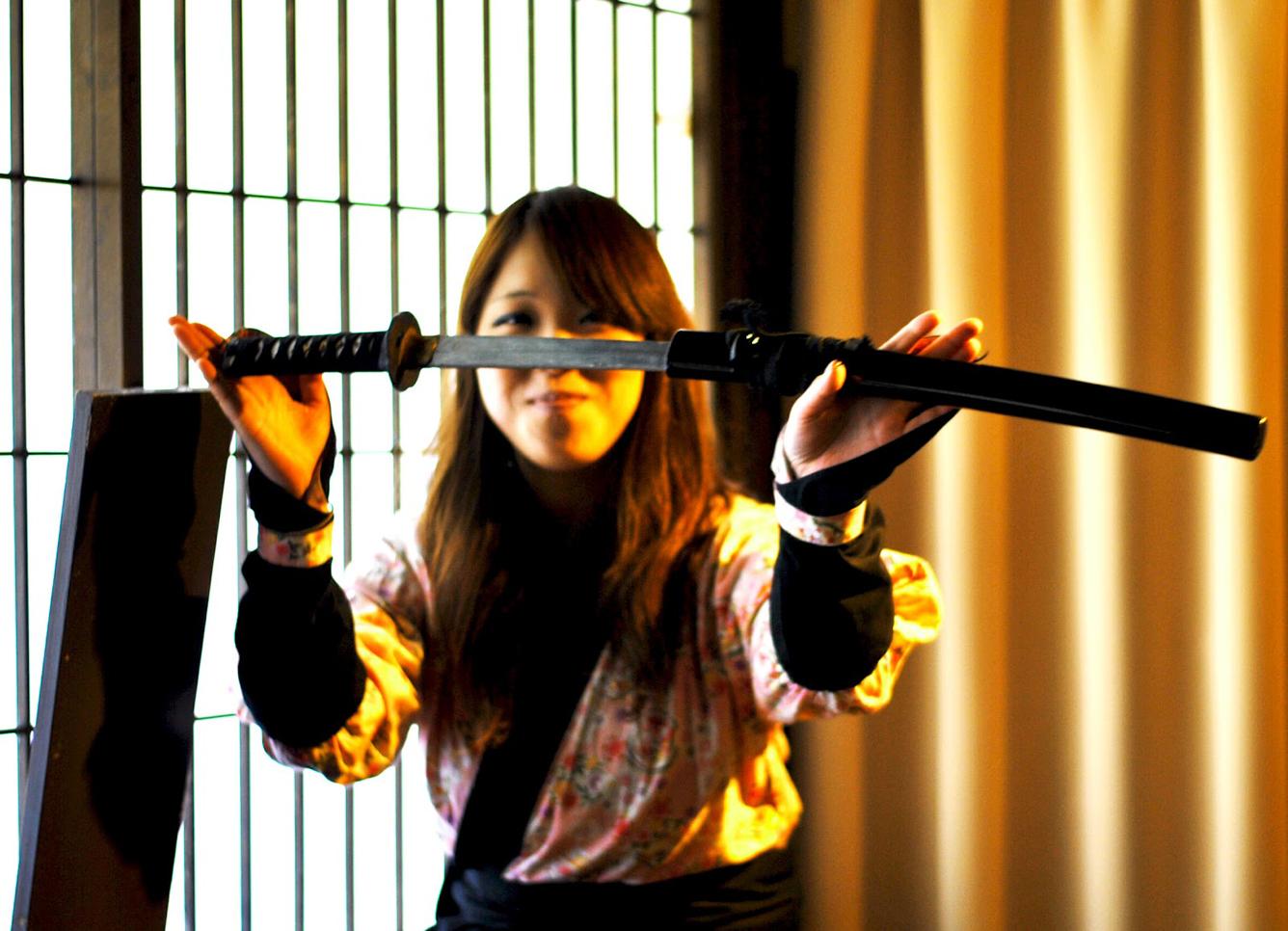 Đến Nagoya hóa thân làm Ninja