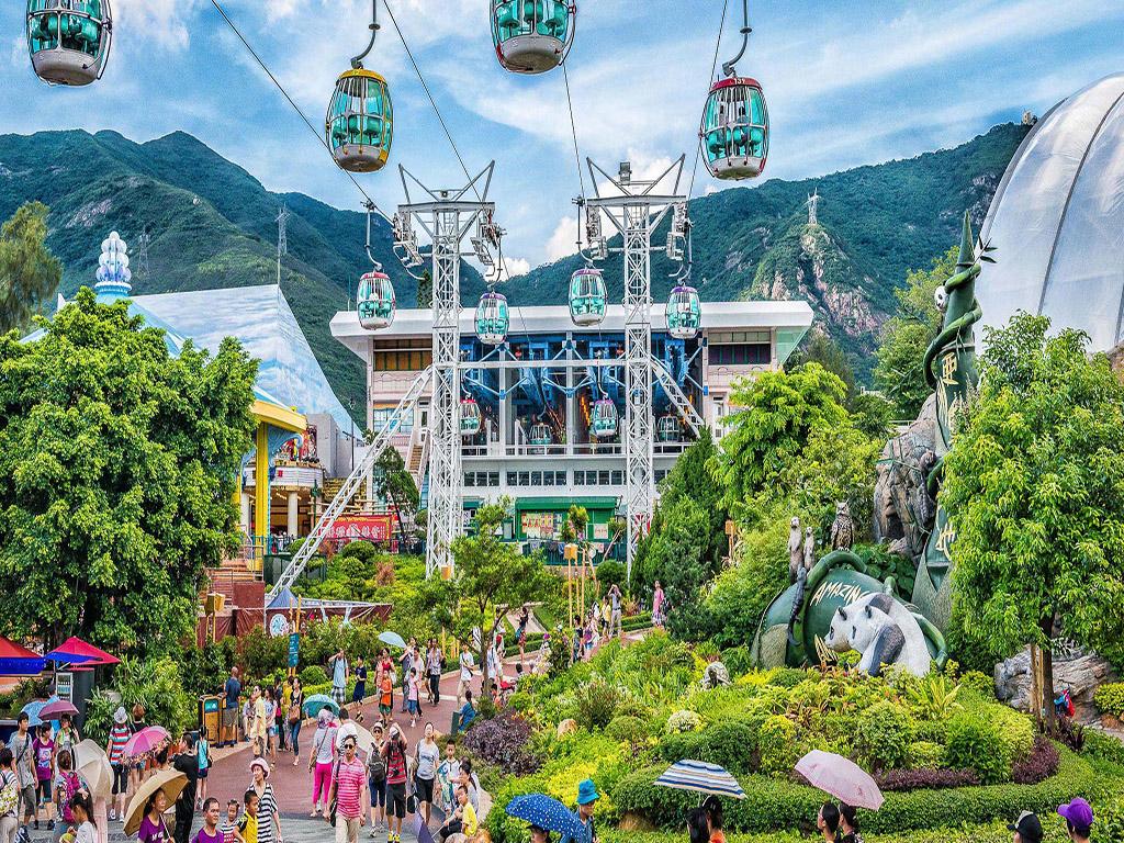4. OCEAN PARK HONG KONG