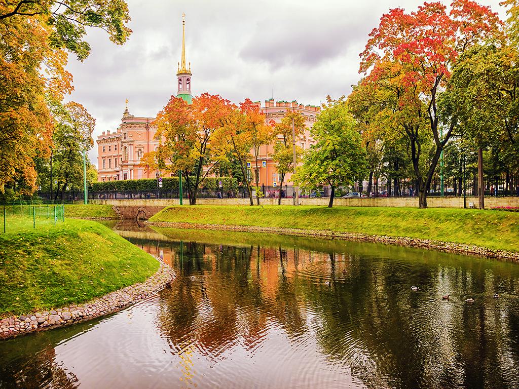Saint Petersburg, Nga