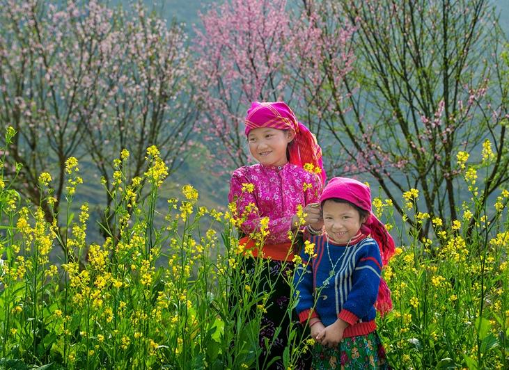 Say đắm mùa hoa xuân Phương Bắc