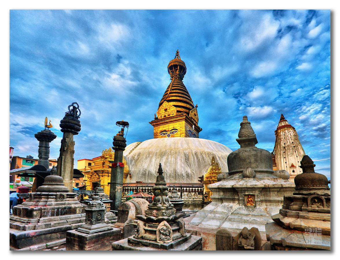 Bảo Tháp Swayambhunath