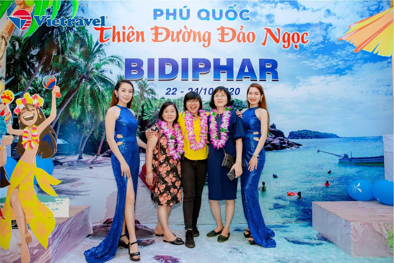Vietravel Quy Nhơn tổ chức thành công Ngày hội gặp mặt khách hàng toàn quốc - Công ty Dược Bidiphar