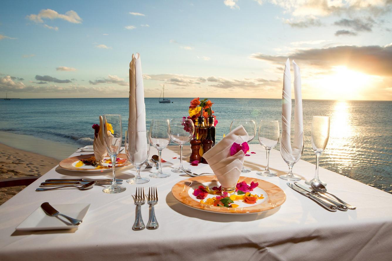 Ngọt ngào Valentine miền biển đảo