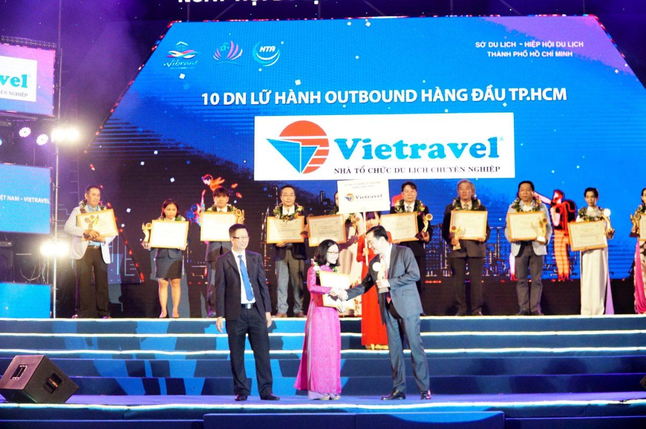 Dẫn đầu top Doanh nghiệp Lữ hành Outbound hàng đầu TP.HCM