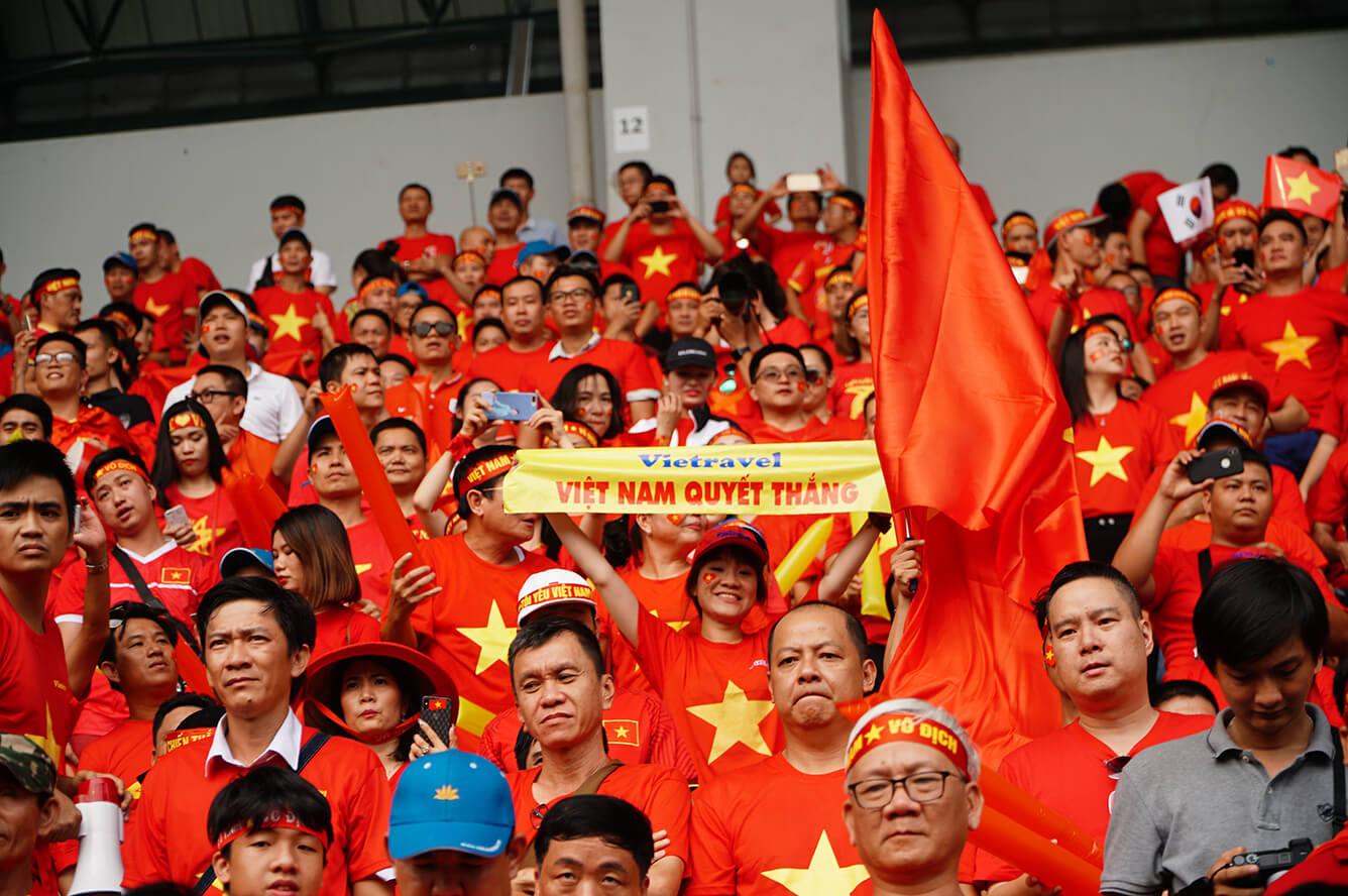Cùng Vietravel sang Philippines 'tiếp lửa' tuyển Việt Nam tại AFF Cup 2018