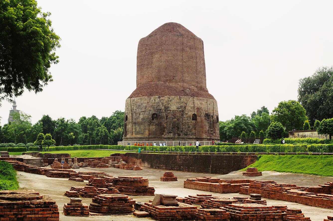 """Hành hương về """"miền đất Phật"""": Ấn Độ, Nepal"""