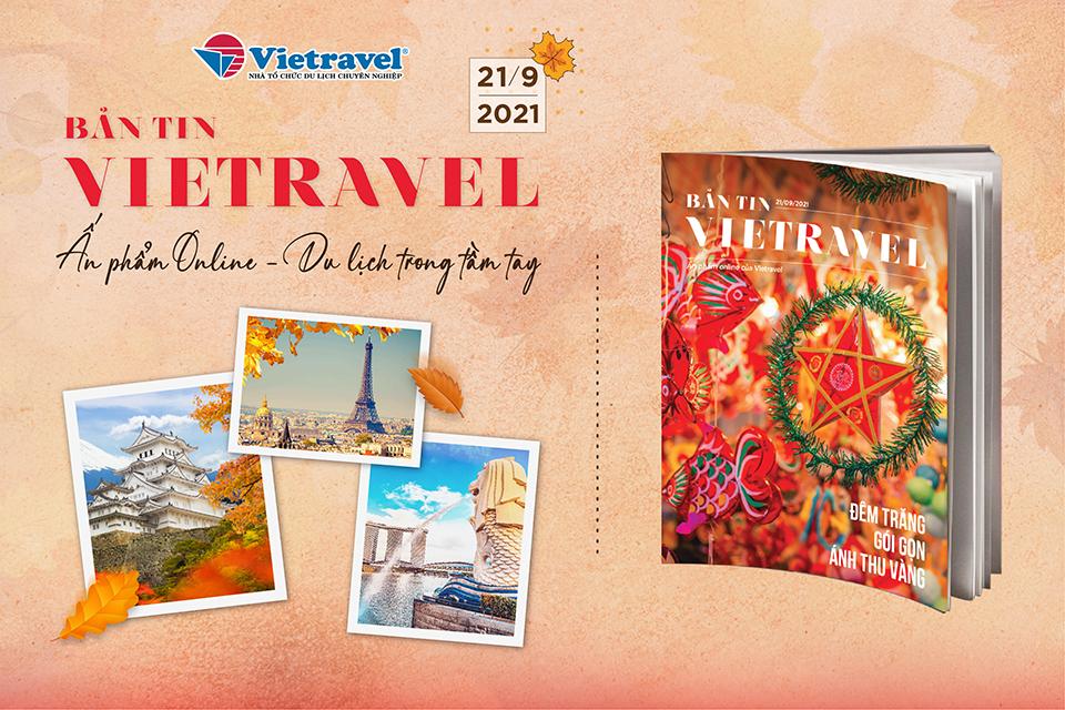 Chính thức ra mắt Bản tin Vietravel - Ấn phẩm Online
