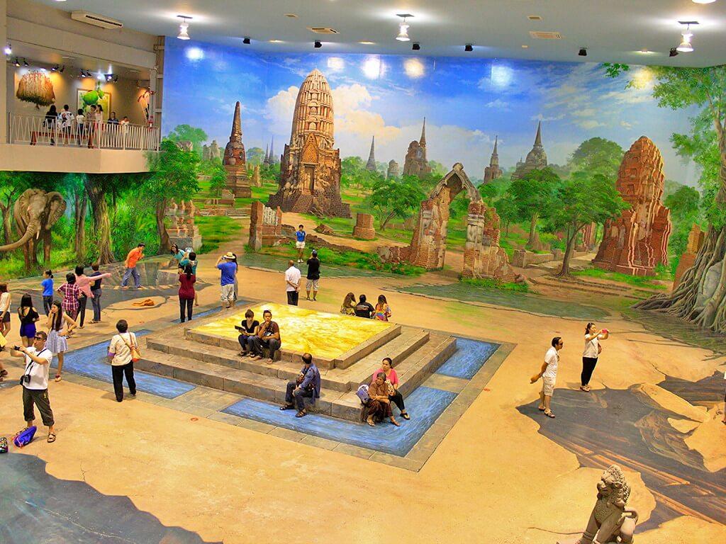 Biếc xanh thiên đường Pattaya