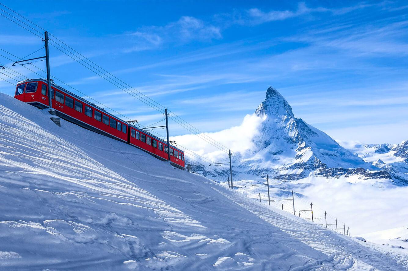 Thụy Sĩ - 'Giấc mơ cổ tích'