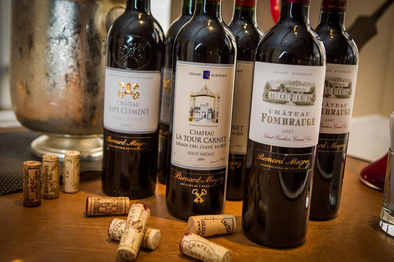 6. Thăm trang trại rượu vang