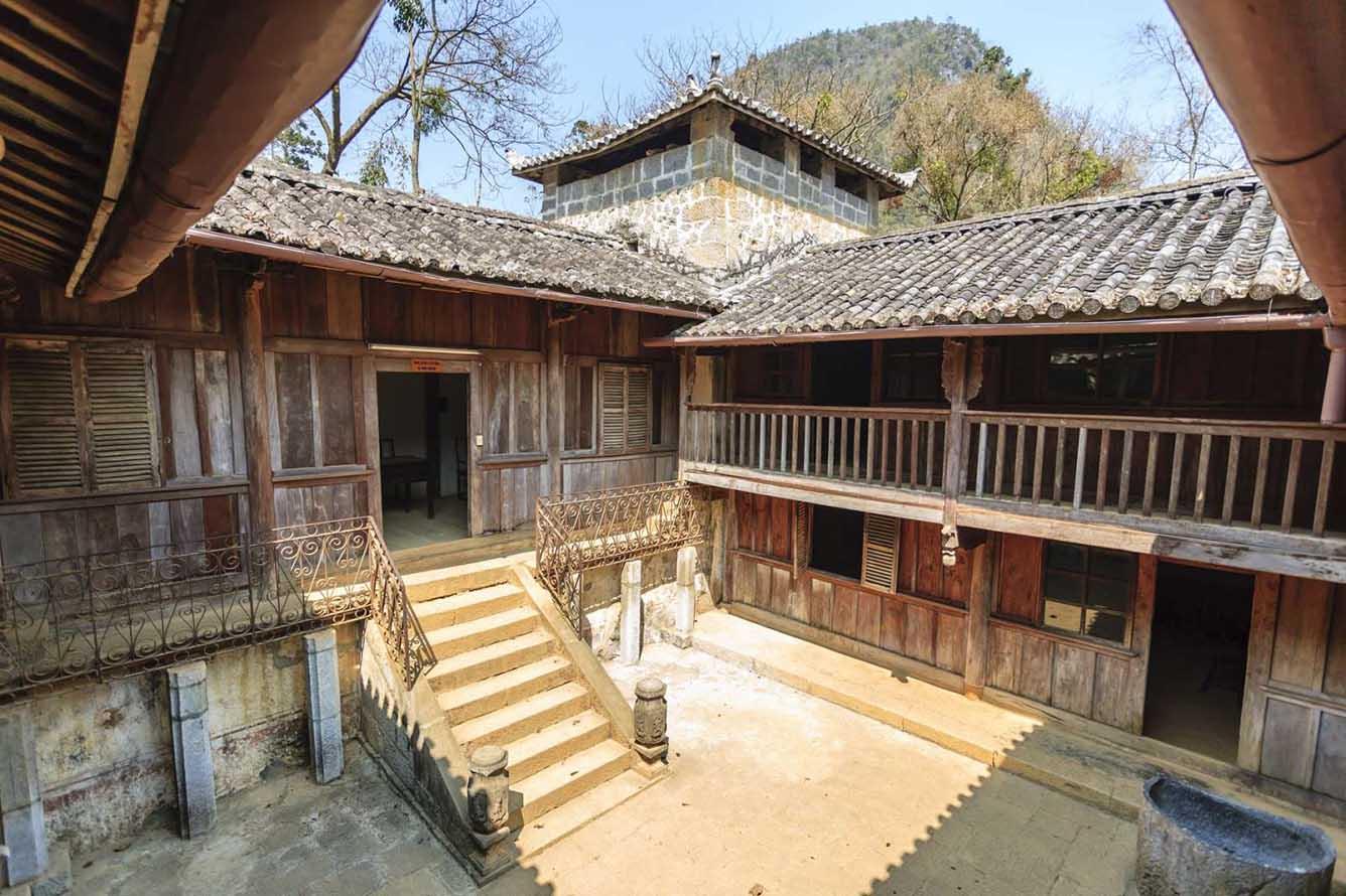 Dinh thự vua Mèo có tuổi đời gần 100 năm