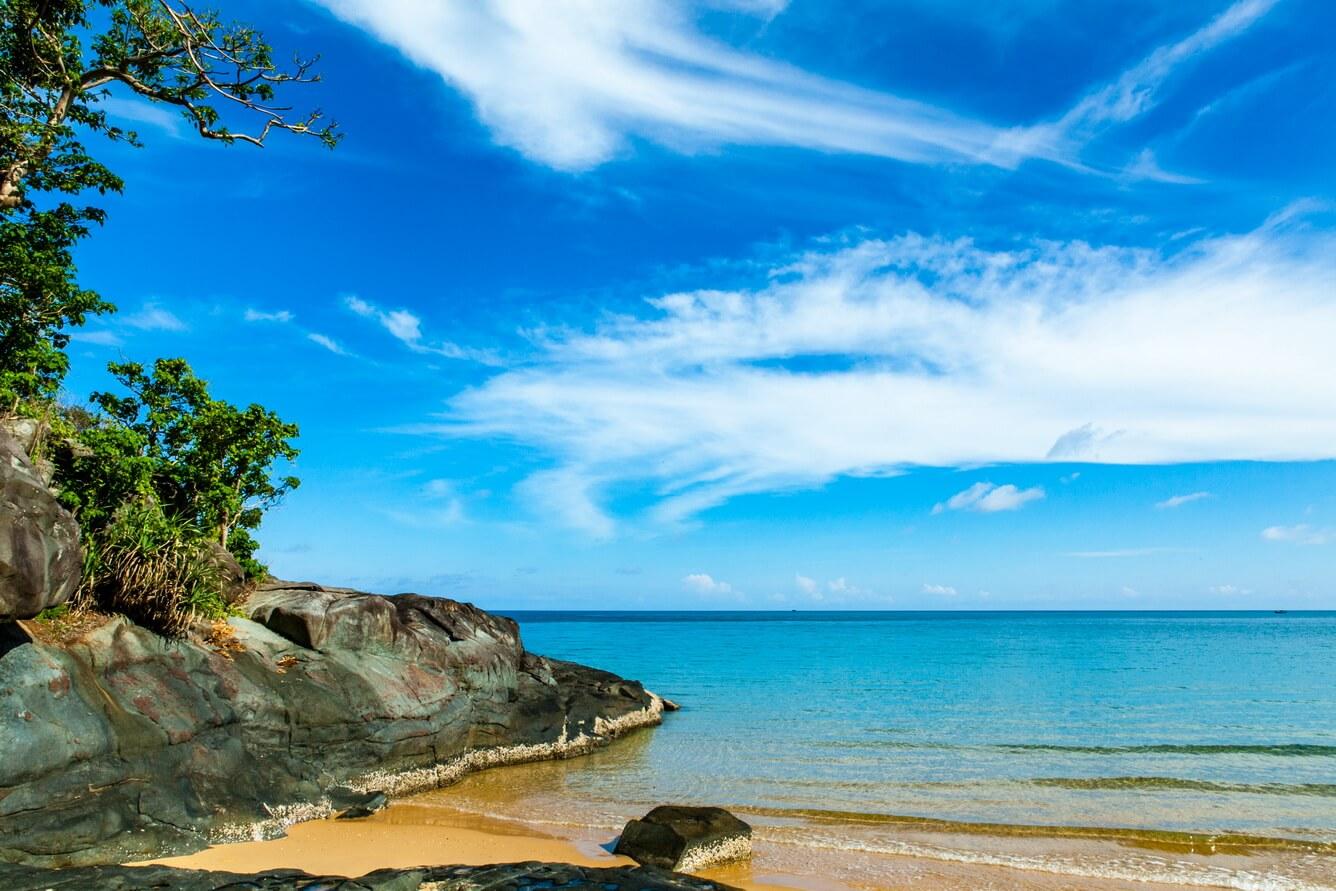 Thả hồn cùng mây trời tại bãi Đầm Trầu