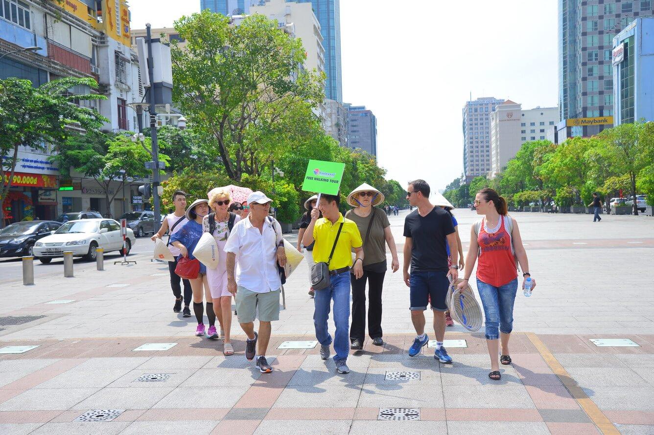 Free Walking Tours – mô hình du lịch miễn phí đầu tiên của ngành lữ hành