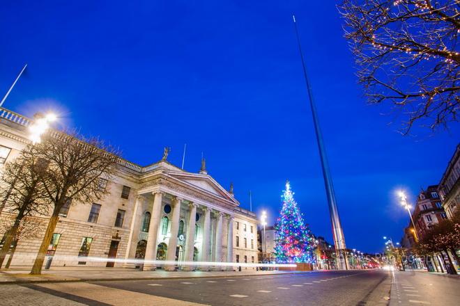 6. Thủ đô Dublin, Ireland