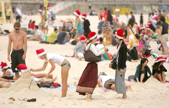 4. Bãi biển Bondi, Úc